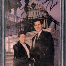 Rick Santorum internship