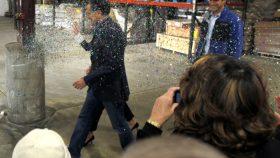 Romney Glitter Bomb