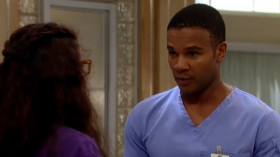 "Marc Anthony Samuel debuts as ""Felix Dubois"" the newest gay character on General Hospital."