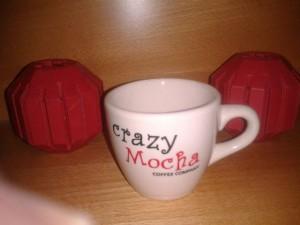 Crazy Mocha Mini Mug