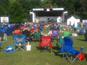 The Pittsburgh Blues Festival is an excellent blogger-friendly event.