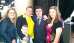 "Me and The Fam with Josh Hutcherson of ""The Hunger Games"""