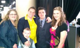 """Me and The Fam with Josh Hutcherson of """"The Hunger Games"""""""