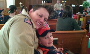 Jen & her son are still excluded by Boy Scouts