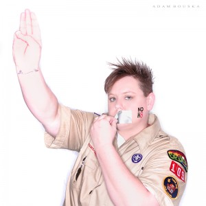 Call To Action!! Tell the BSA we want NOH8 in Scouting!