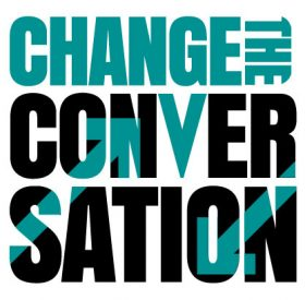 Change the Conversation logo