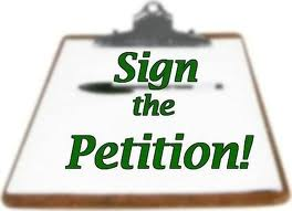 Click to Read and Sign the Petition.