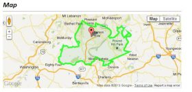 Allegheny and Washinton Counties
