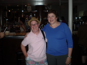 Ledcat with Julia Sweeney