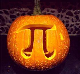 Pumpkin Pie, pi, George Takei