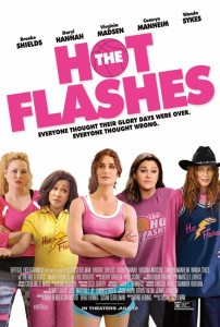 Hot Flashes Poster