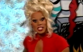 Rupaul Christmas Ball Holiday