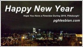 Lesbian Pittsburgh New Year