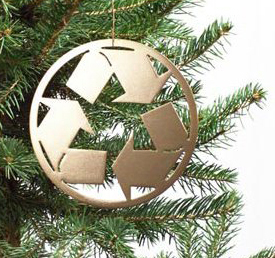Recycle Christmas Tree