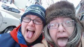 Pittsburgh Snow Lesbians