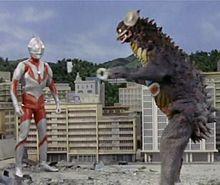Ultraman Was Scary