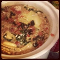 Casserole that I made.