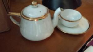Tea Set circa 1920?