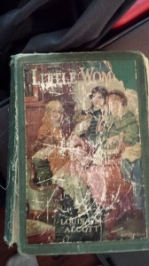 Published in 1926, my grandmother received this as a gift at age 11 from someone named Lois.