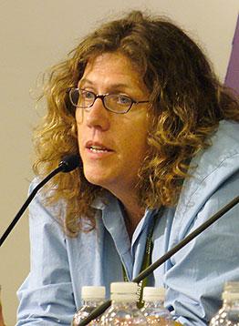 Susan Stryker. Photo by Steve Rhodes via Flickr, licensed under Creative Commons.