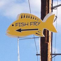 Fish Fry Map Logo