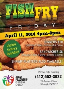 Pittsburgh Fish Fry