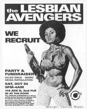 Lesbian Avengers