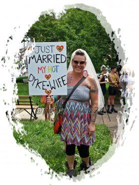 Pittsburgh Dyke Trans March