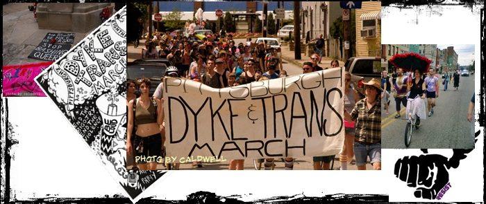 Pittsburgh Dyke March