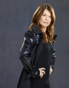 Linda Hamilton as Mary Bartowski