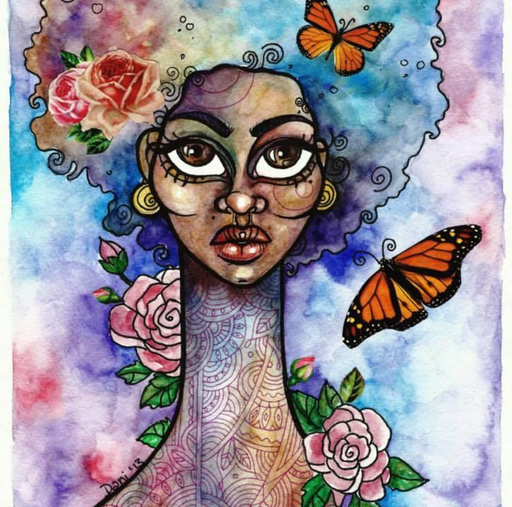 Image: Danielle Boodoo-Fortuné (Artist),Criatura, 2013