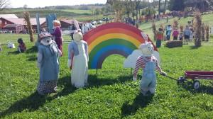 A rainbow! Is it subversive?