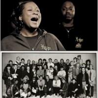Harlem Gospel Choir Band Aid