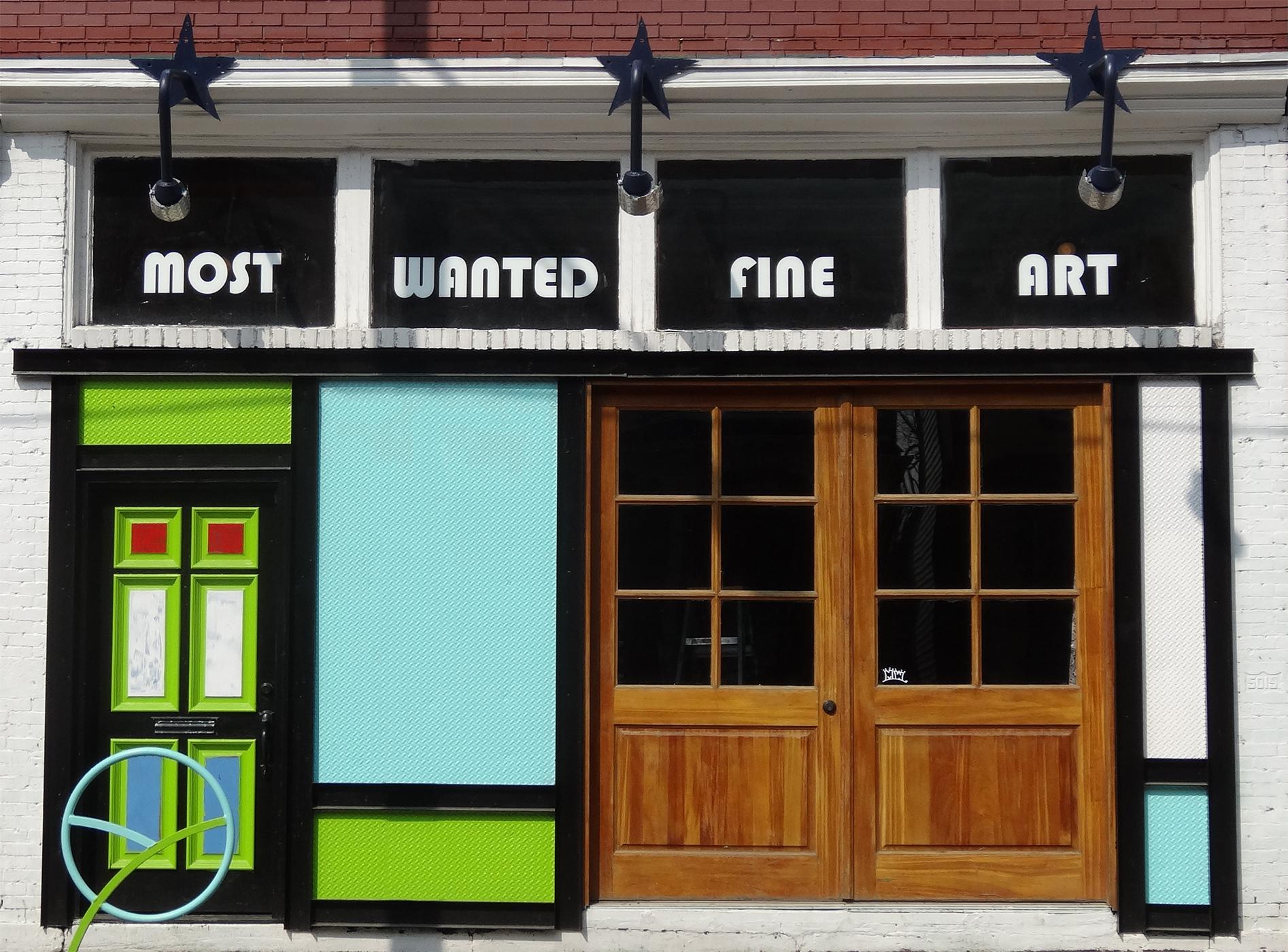 Most Wanted Fine Art Resident Artist