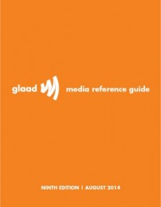 GLAAD media guide