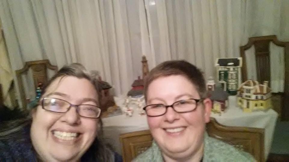 Selfie from 2013 Thanksgiving Dinner