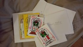 Cards for Persad Center