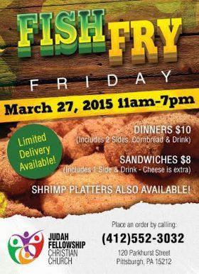 Fish Fry Pittsburgh