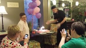 Happy Birthday Ledcat