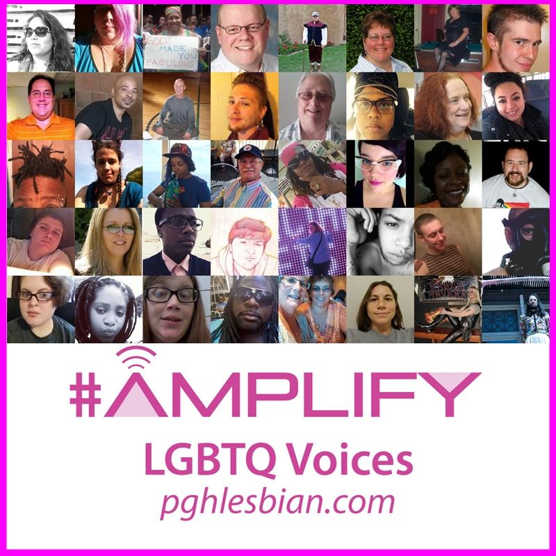 AMPLIFY LGBT