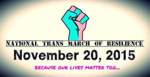 Pittsburgh Transgender Day of Remembrance