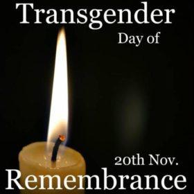 Transgender Day of Remembrance 2015