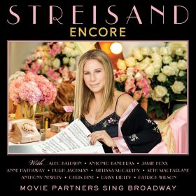 BarBra Streisand giveaway