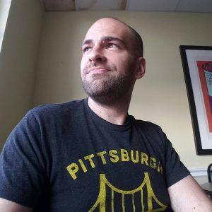 Pittsburgh Gay Man