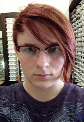 pansexual genderqueer Allegheny County
