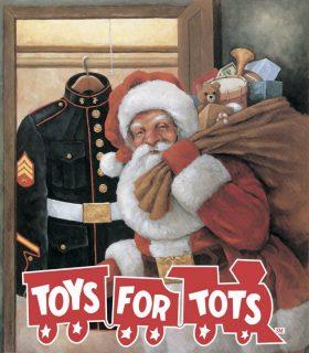 Toys for Tots Pennsylvania