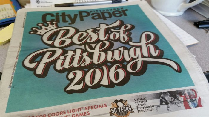 Best Local Blogger Pittsburgh