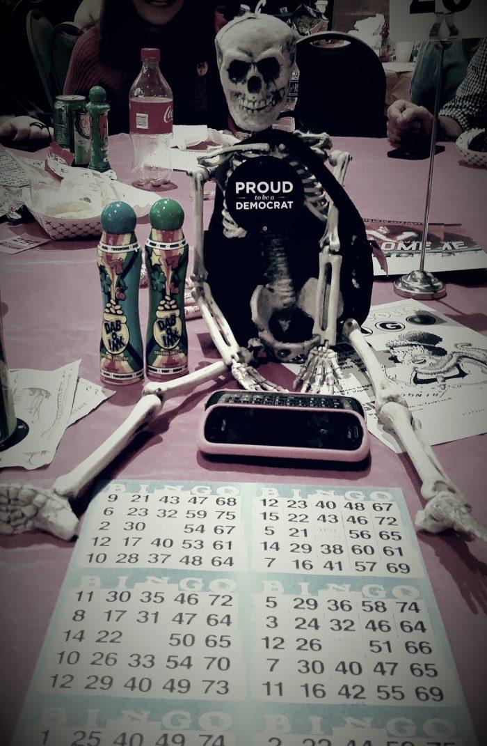 Dead Blogging at Bingo!