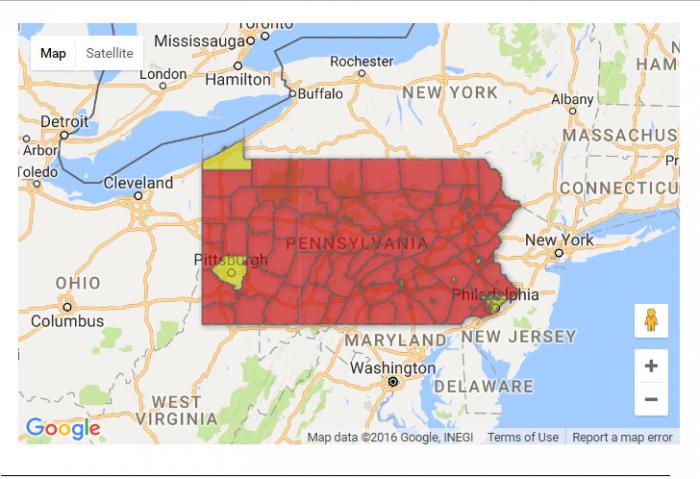 Non-Discrimination Pennsylvania