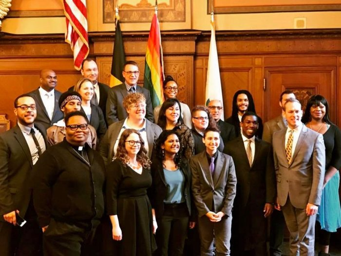 Pittsburgh Mayor's LGBTQIA+ Advisory Council